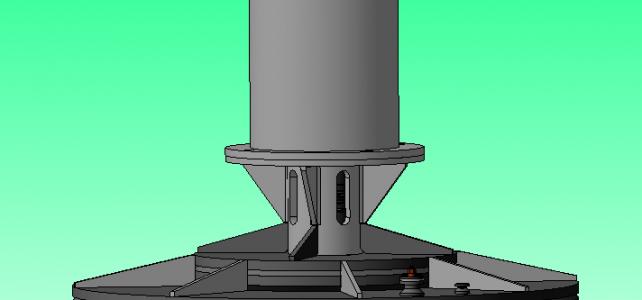 Проведены испытания накопителя кинетической энергии для подъёмно-транспортного оборудования